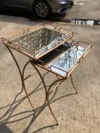 MIRROR TABLE SET