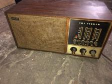 FISHER TUBE RADIO
