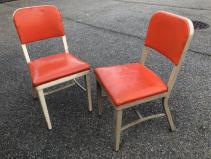 INDUSTRIAL TANKER CHAIRS