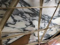 MARBLE TOP FOR KNOLL TULIP TABLE