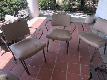 MID CENTURY CHAIRS