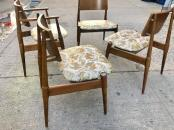 MID CENTURY DINING CHAIRS2