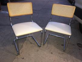 VINTAGE CANTILEVER CHAIRS