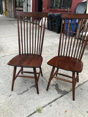 DANISH STYLE CHAIRS