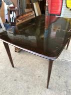 HEYWOOD WAKEFIELD DINING TABLE 2