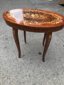 ITALIAN MUSIC TABLE