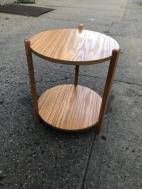 CUSTOM ROUND TABLE