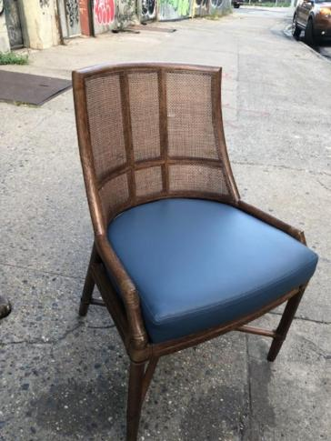 MCGUIRE CANE CHAIRS