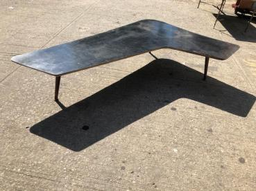 MID CENTURY WING COFFEE TABLE