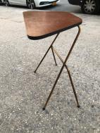 WROUGHT IRON MCM STAND