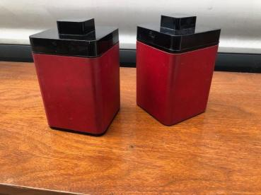 ART DECO CANISTERS