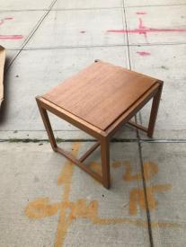 MID CENTURY TABLE