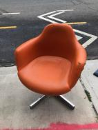 MID CENTURY TULIP CHAIR