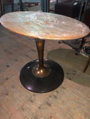 MID CENTURY TULIP TABLE
