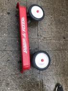 RADIO FLYER SHELF