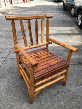 BRANCH COUNTRY CHAIR