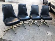 CHROMECRAFT MID CENTURY CHAIRS
