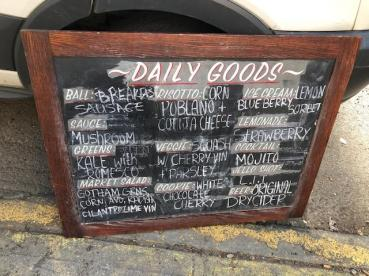 REAL SLATE BLACKBOARD