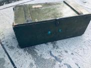 WORLD WAR 2 ARMY TRUNK