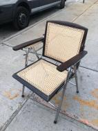 FOLDING CANE CHAIR2