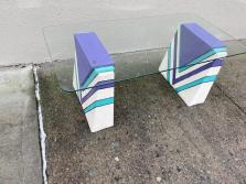 1980S COFFEE TABLE