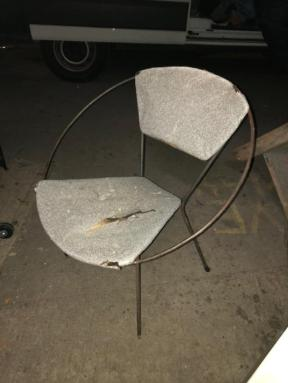 GENUINE CICCHELLI HOOP CHAIR