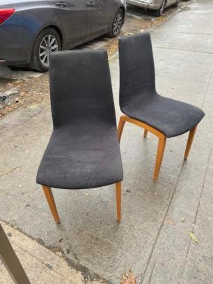 CALIGARIS CHAIRS