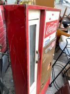 COKE MACHINE FRONT