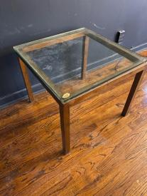MILO GLASS TABLE