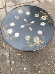 MOTHER OF PEARL TABLE