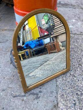 OVAL TOP MIRROR