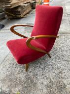 PAOLO BUFFA LOUNGE CHAIR