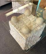 STONE COFFEE TABLE 2