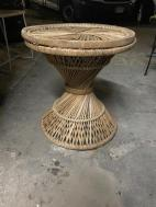 ANOTHER RATTAN TABLE