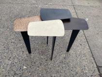 GINGER BROWN TABLES