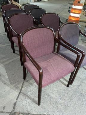 GUNLOCK CHAIRS