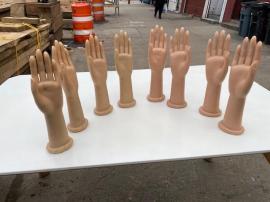 PLASTIC HANDS