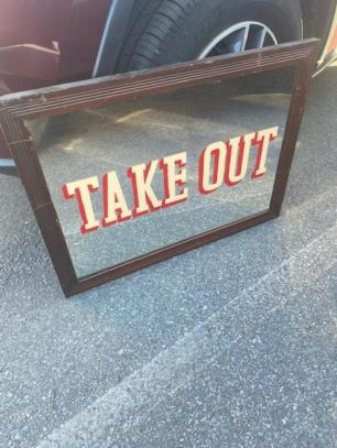 TAKE OUT MIRROR