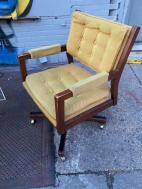 MID CENTURY DESK CHAIR