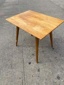A PAUL MCCOB SIDE TABLE