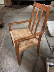 DANISH MID CENTURY CHAIR
