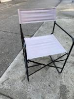 FOLDING SAFARI CHAIR