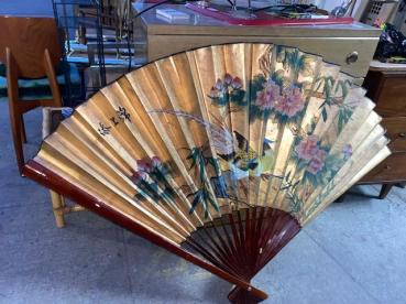 LARGE ASIAN FAN