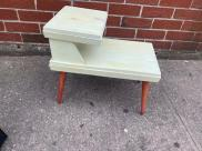 MID CENTURY SIDE TABLE 4