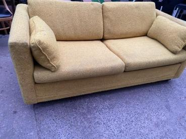MID CENTURY YELLOW COUCH2