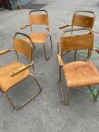 VINTAGE FINISH CHAIRS